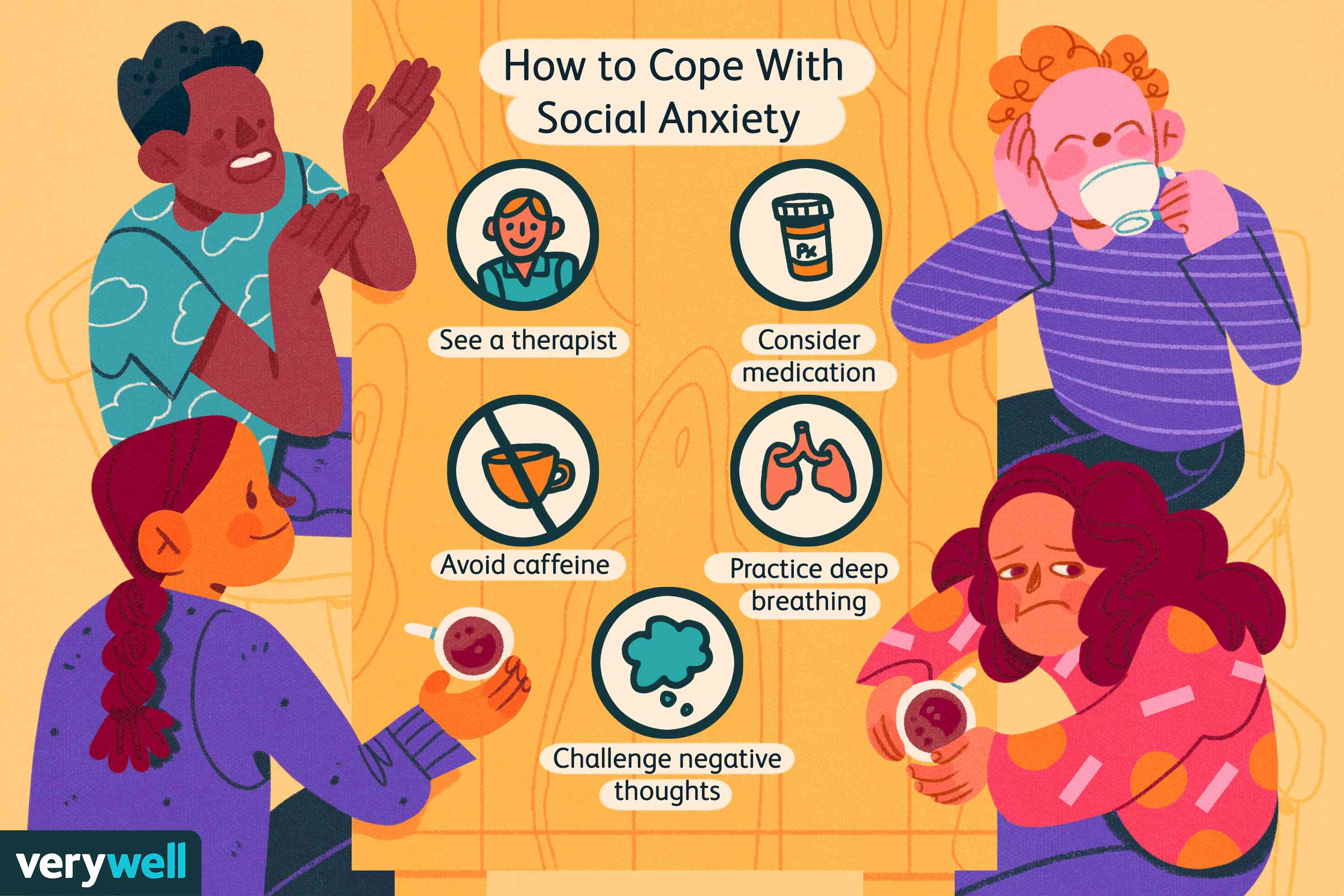 How to Cope With Social Anxiety