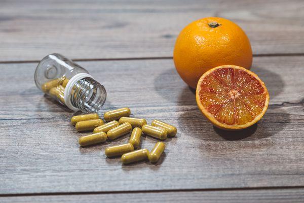 Drugs or Orange - what should you take?
