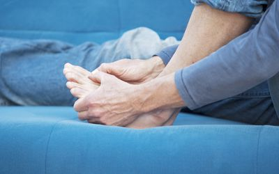Foot Pain and Leg Problems in Pregnancy