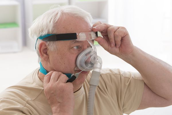 Medicare patients cannot receive both diagnostic testing and CPAP treatment of sleep apnea from the same provider
