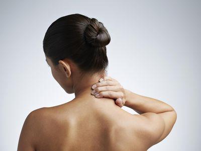 Neck Sprain Symptons