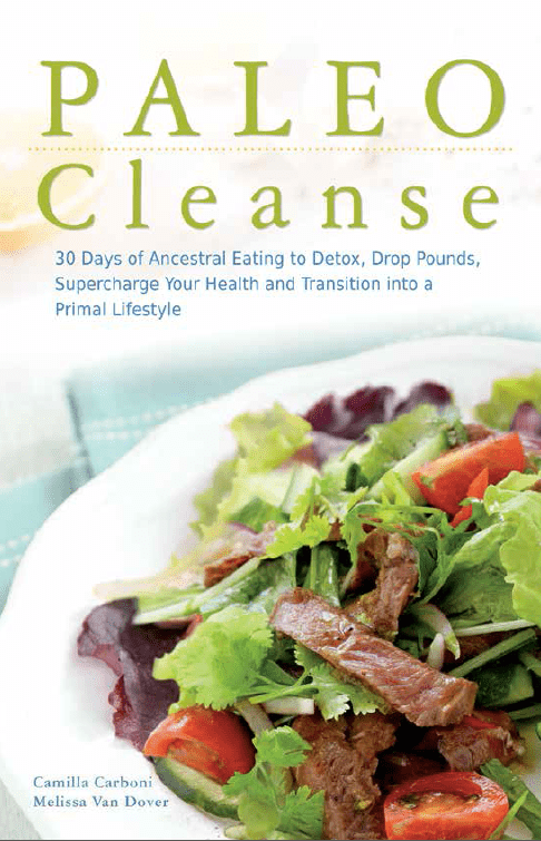 Paleo Cleanse book cover