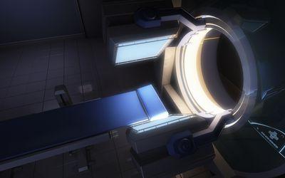 SPECT Scanner.