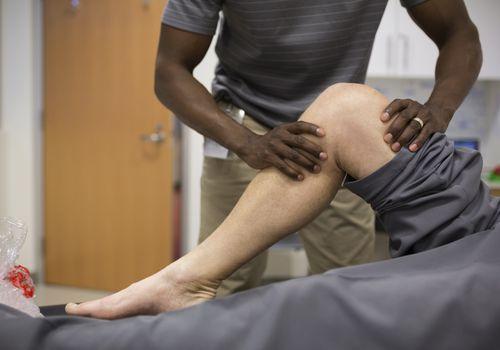 meniscus repair rehab