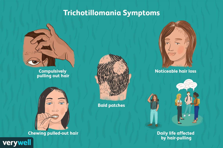 Trichotillomania Symptoms