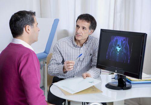 Urology consultation